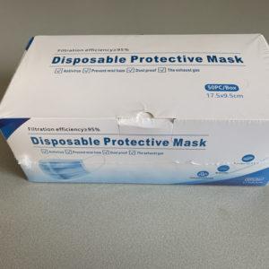 3PLY Schutzmaske