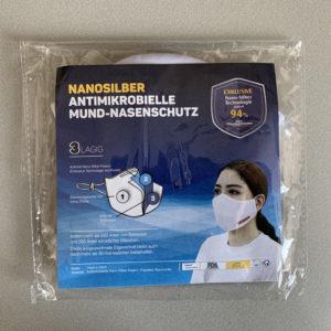 Nanosilber Schutzmaske