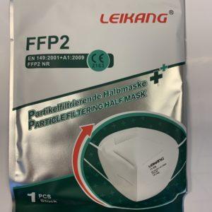 FFP2 NR Schutzmaske