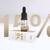 Private Label CBD Öl Breitspektrum 15%