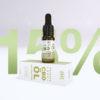 Private Label CBD Öl Vollspektrum 15%