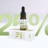 Private Label CBD Öl Vollspektrum 25%