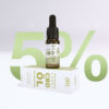 Private Label CBD Öl Vollspektrum 5%